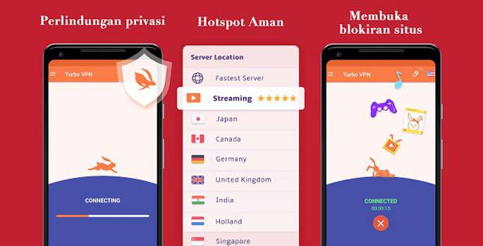 Download Turbo VPN Unlimited VIP apk Mod Terbaru