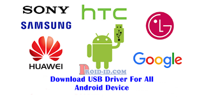 Download USB Driver Android All Model Phones Support Win Xp/7/8.1/10