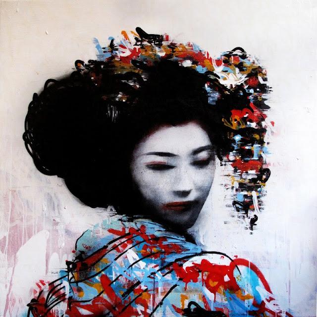 Уличный художник. Hush 13