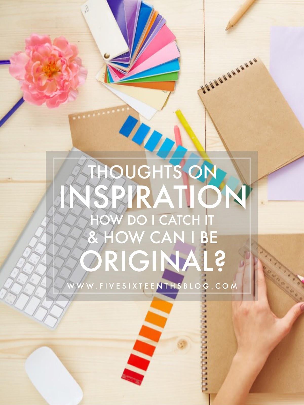 How to Create Original Artwork