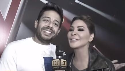 تعرف علي مفاجأة النجم محمد حماقي وإلسيا المنتظرة بشدة خلال الفترة المقبلة