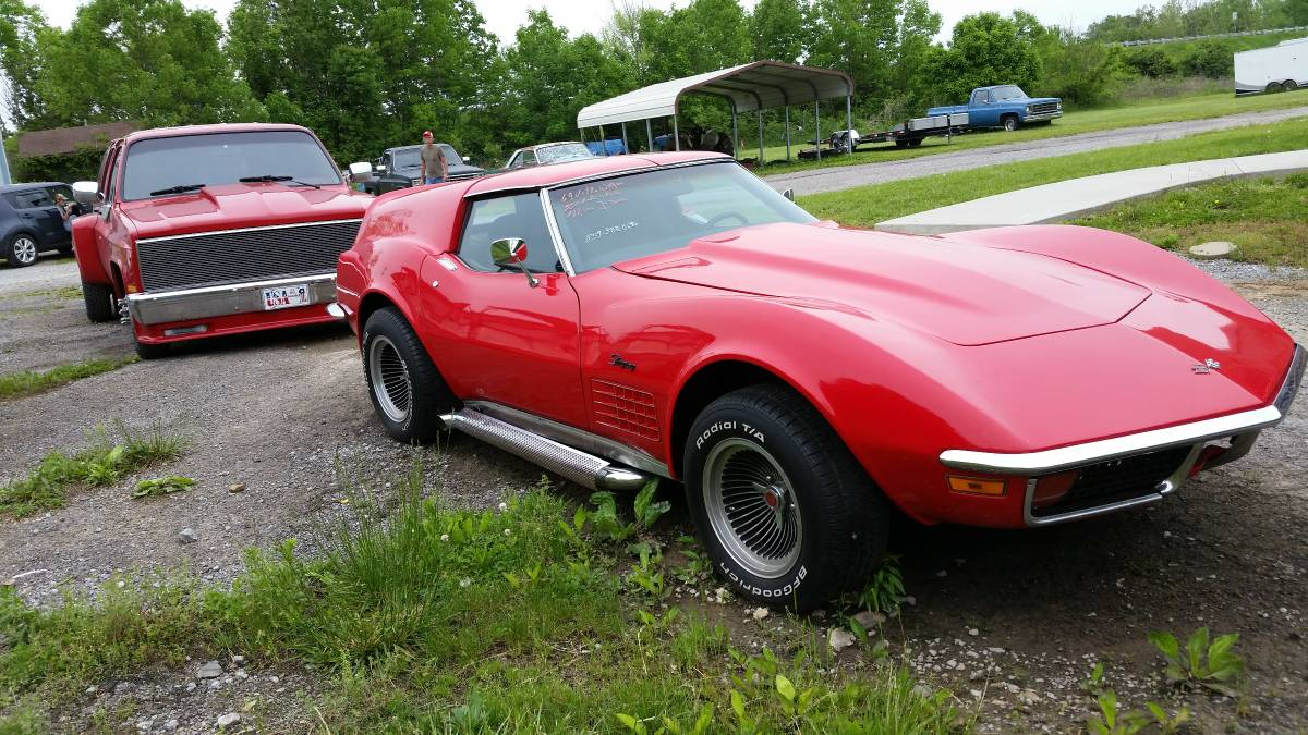 Daily Turismo Shooting Brake 1969 Chevrolet Corvette Breadvan