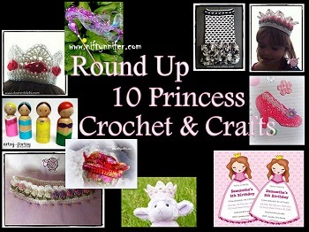 Round Ups Of Crochet Patterns http://www.niftynnifer.com/p/round-ups.html