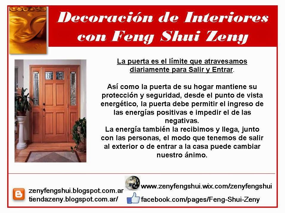Zen y feng shui tao feng shui entrada - Entrada de un piso feng shui ...