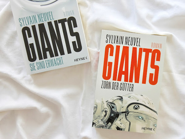 [Rezension] Giants: Zorn der Götter - Sylvain Neuvel