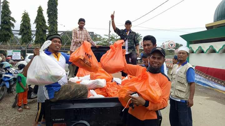 Gabungan Relawan Ormas Islam Perpanjang Tanggap Darurat Banjir 50 Kota