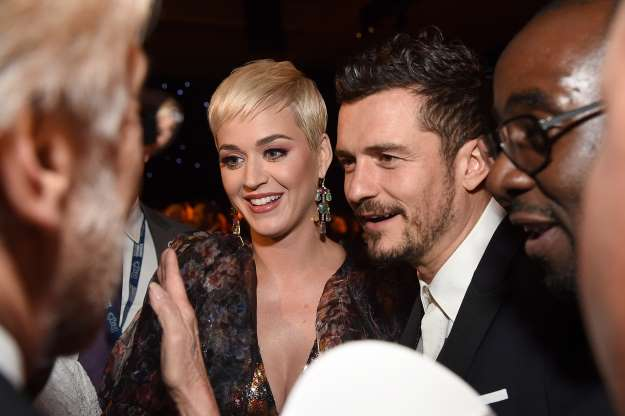 Katy Perry and Orlando Bloom ENGAGED as he proposes with beautiful ring on Valentine's Day