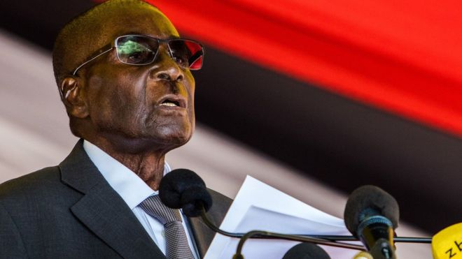 Robert Mugabe: Zimbabwe second-most developed country in Africa