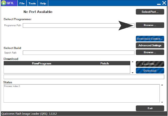 Asus Pegasus X003 Firmware Flash File [QFIL] 1