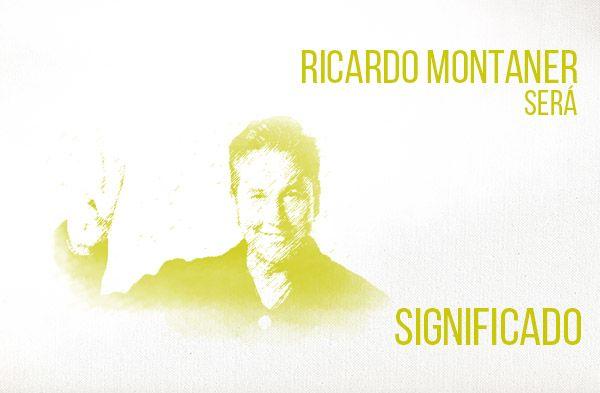 Significado de la canción Será Ricardo Montaner
