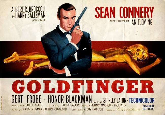 A BUDAPEST ROOFTOP CINEMA bemutatja: FRANCIA RÖVIDFILMEK és GOLDFINGER