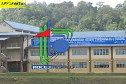 Jawatan Kosong di Pusat Pembangunan Kemahiran Negeri Terengganu (TESDEC) Tahun 2019