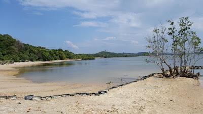 Pantai Zore Barelang Batam