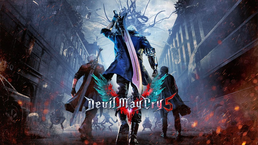 devil may cry 5 pc playstation 4 xbox one