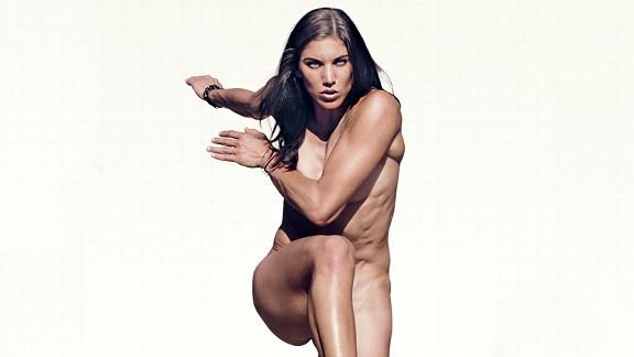 10 Atlet wanita ini pernah berpose 'panas' di majalah