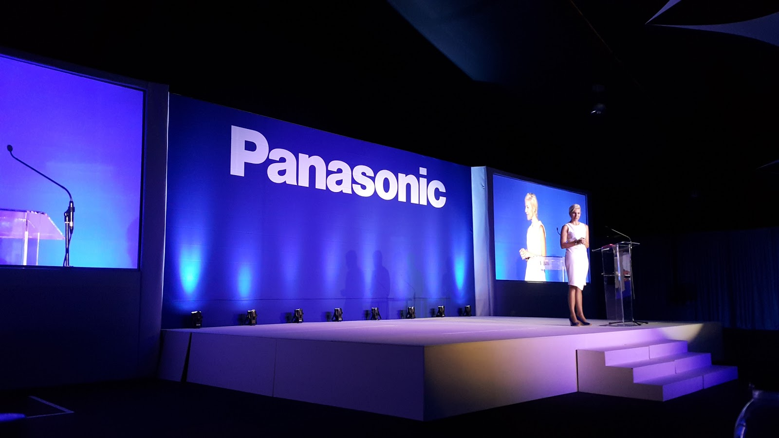 Liezel van der Westhuizen MC at Panasonic 2016