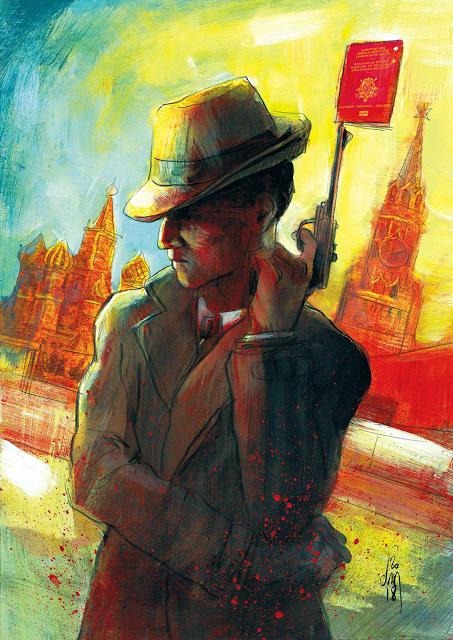 Espion Russe