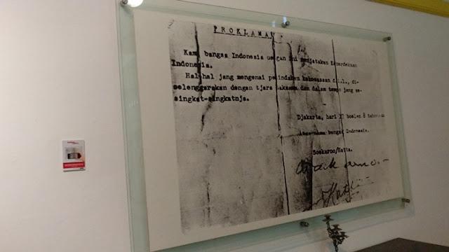 naskah proklamasi