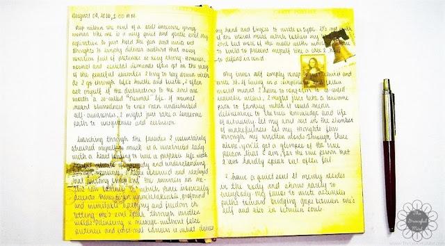 Grace`s Open Book: Writings over Speeches (A personal post by @TheGracefulMist | www.TheGracefulMist.com)