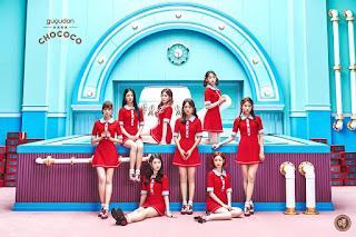 Download [Single Album] gugudan - Act.3 Chococo Factory - Mp3