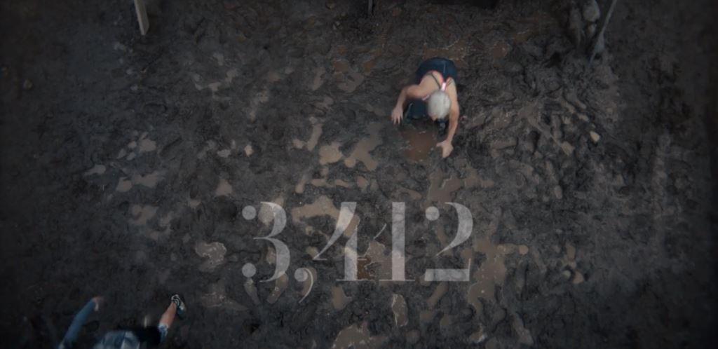 Pubblicità Reebok 25.915 giorni cosa significa il numero