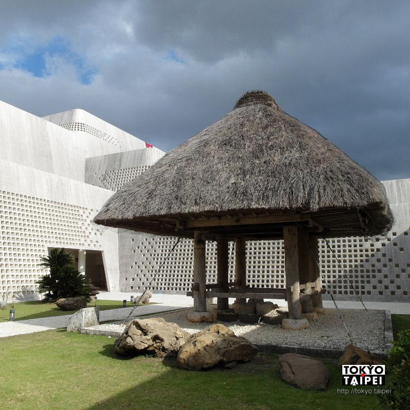 【沖繩縣立博物館‧美術館】歷史和未來的交接點 是老城堡還是外星基地