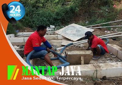 Jasa Sedot WC Surabaya barat area Margomulyo harga Murah