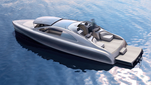 Bote Arrow 460 gran turismo