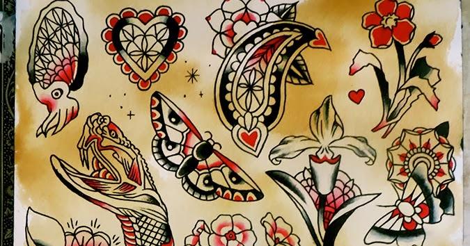 Small Art Tattoo Designs: Will Koffman Tattoo: Watercolors