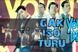 Lirik Lagu Bayu Skak With The Band - Gak Iso Turu