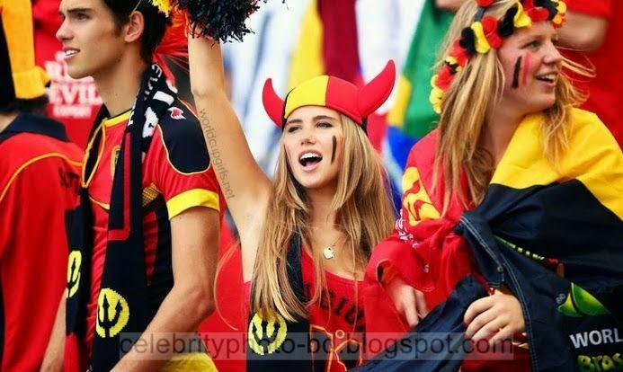 Hot World Cup Girls 2014 (35 Photos)