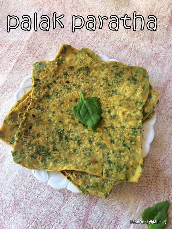 paratha recipes