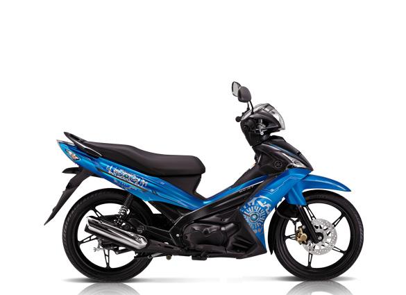 Motor-Cycle-Modifikasi: New Yamaha Lexam 2011