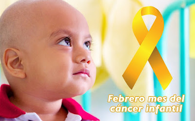 Día Internacional del Cáncer en Pediatría: todos con el lazo dorado