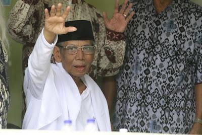 Kalimat Perpisahan Mengharukan Habib Rizieq untuk KH Hasyim Muzadi