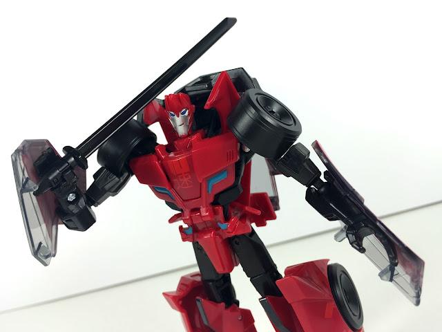 Transformers RID 2015 Sideswipe