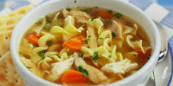 picture of chicken soup