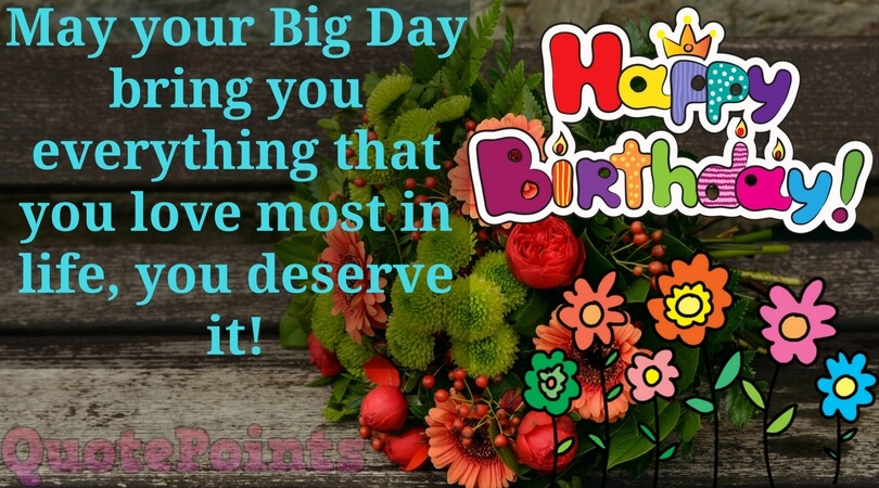 Best Birthday Wishes Quotes ~ Best birthday wishes quotes for friends make your friend s