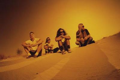 desert picture photo image groupe stoner band  art sound