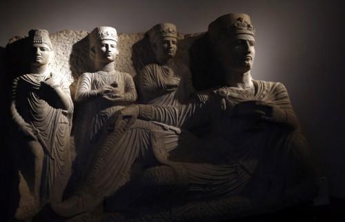 Άνοιξε τις πύλες του το Εθνικό Μουσείο Συρίας