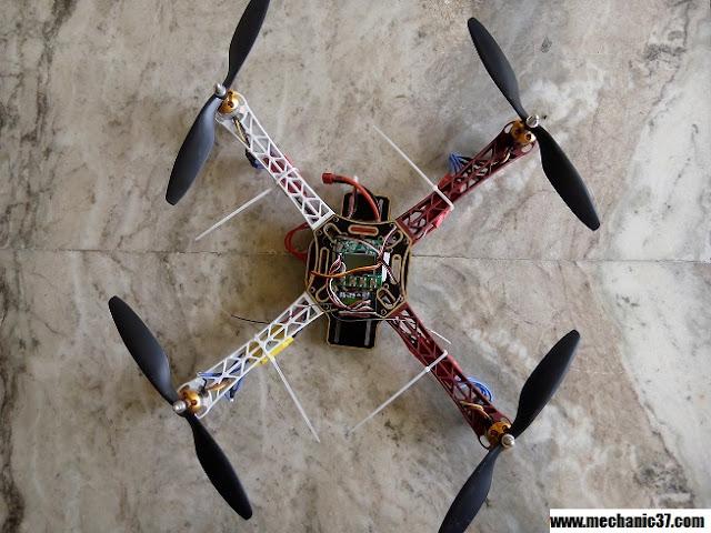 Drone कैसे बनाएं हिंदी में