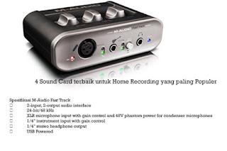 2 Cara Membuat Sound Card External yang Mudah Dibuat