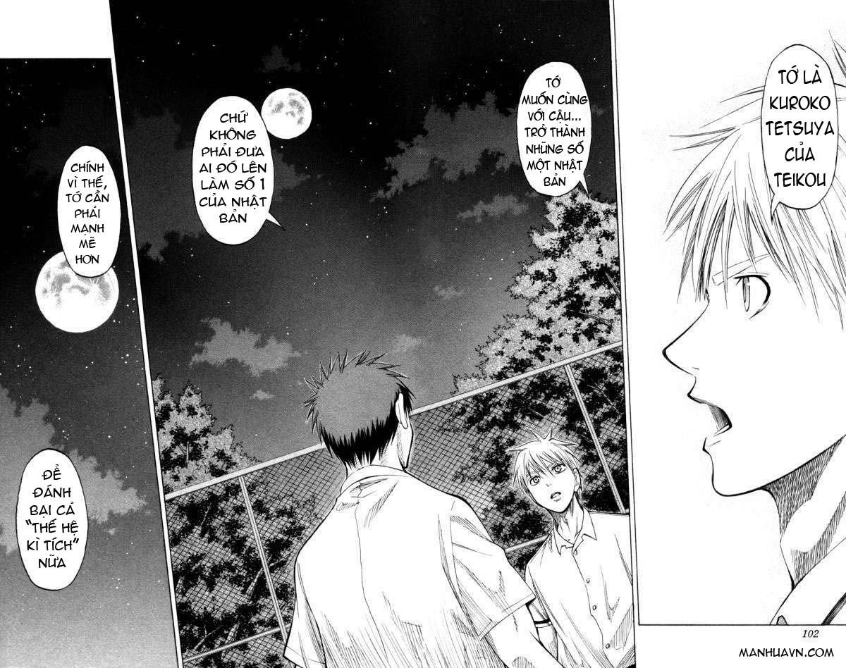 Kuroko No Basket chap 057 trang 17