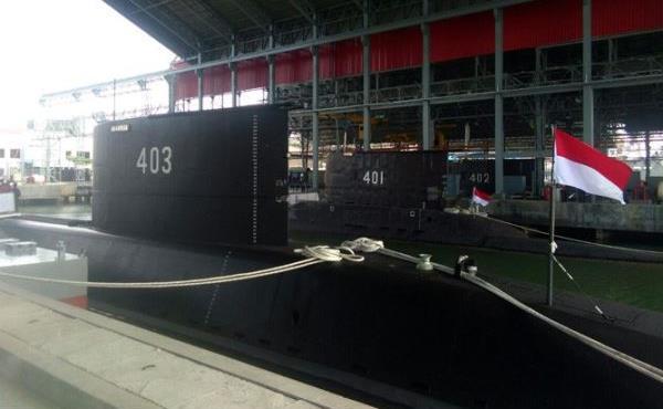KRI Nagapasa 403