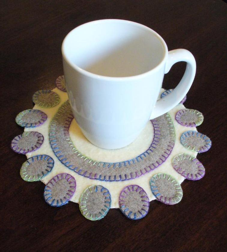 It's a FREE Pattern on Craftsy!
