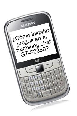 ebuddy para samsung s3350