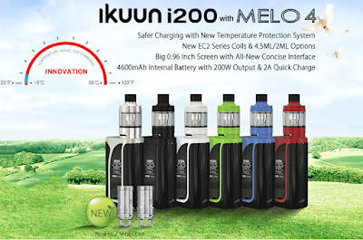 What is iKuun i200 with MELO 4 Kit