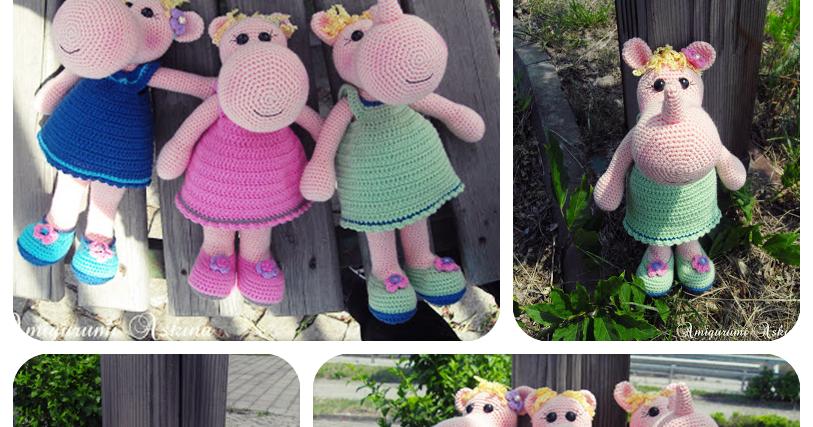 Amigurumi Tavşan Ailesi Yapımı - Örgü Modelleri | 427x813