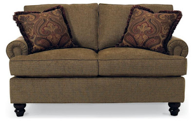 Drexel Heritage Upholstery Holloway Love Seat