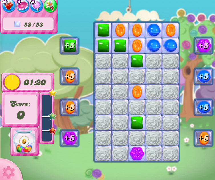 Candy Crush Saga level 2781